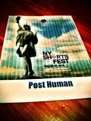 NY Shorts Fest Badge