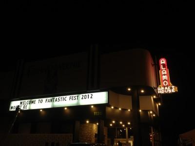 Alamo Drafthouse - Fantastic Fest 2012